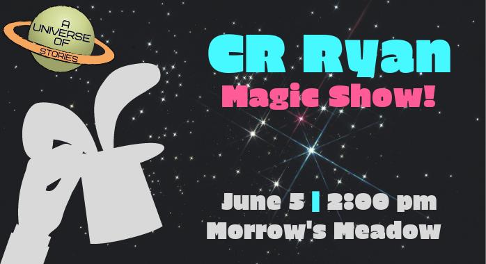 cr ryan magic show